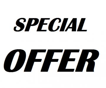 50 % OFF Black Friday Deal
